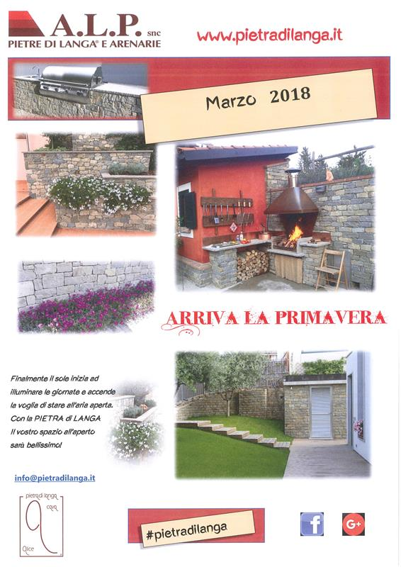 Spring is coming with Langa's Stone - Pietra di Langa