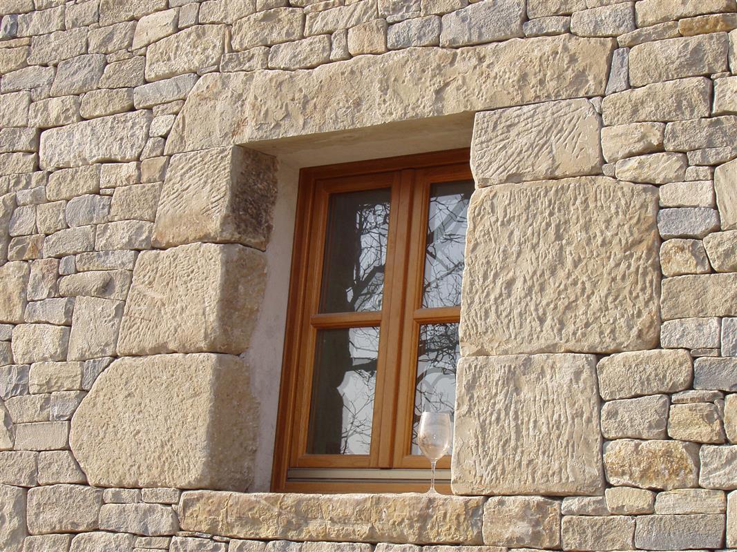 abbastanza Cornice per finestra in pietra n°33 WI93