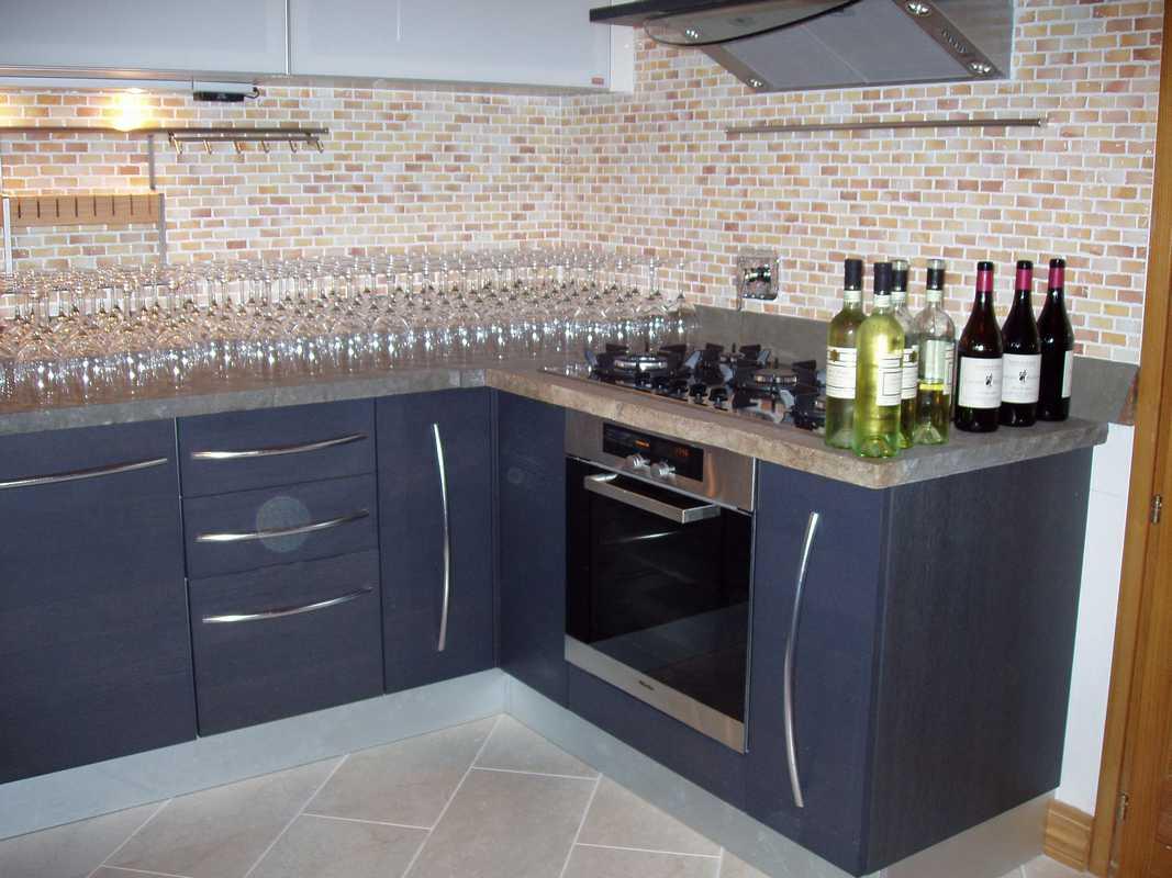 Piano per cucina in pietra n°32